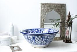 Handmade Washbasin 'Casablanca' - Medium