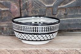 Moroccan Bowl Black&White  (2)