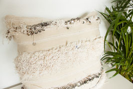 Wedding Blanket Pillow 'Sequins'