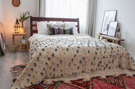 Wedding Blanket 'Blue Sparkle'
