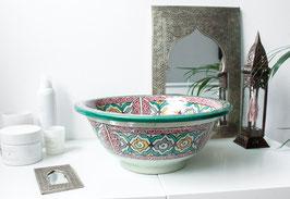 Handmade Washbasin 'Fes' - Medium