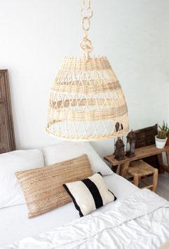 Wicker Pendant Lamp 'Braids'