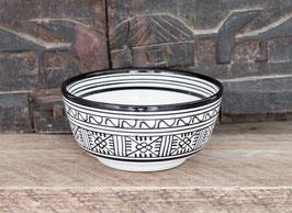 Moroccan Bowl Black&White (3)