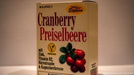 Cranberry Preiselbeere Kapseln (60 Stück)