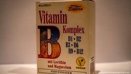 Vitamin B Komplex Kapseln (60 Stück)