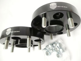 WD1-00-30JK - WHEEL SPACER JEEP JK - METRIC THICKNESS: 30mm