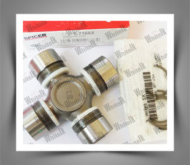 5-7166X - SPICER UNIVERSAL JOINT KIT - NON-GREASABLE - PREMIUM SERIES INSIDE SNAP RINGS