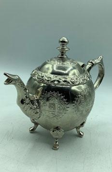 Traditionelle Teekanne aus Marokko in besonderem Design (Bestell-ID 34015)