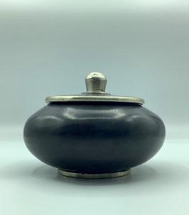 Tadelaktdose schwarz (Bestell-ID 31201)