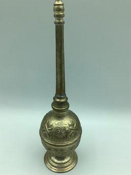 Vintage Parfümflacon / Duftspender aus versilbertem Kupfer (Bestell-ID 57011)