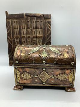 Schmuckschatulle, -kiste der marokkanischen Touareg (Bestell-ID 34035)