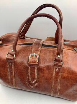 Klassische Reisetasche braun (Bestell-ID 40023a)
