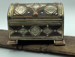 Schmuckschatulle, -kiste der marokkanischen Touareg (Bestell-ID 34034)