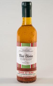 Xipister Bixi Bixia au piment d'Espelette