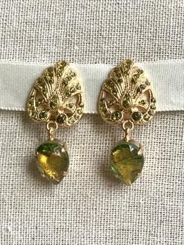 Desirée, grün-gold