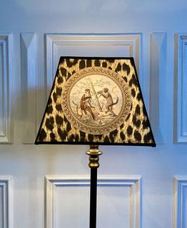 Monkeys Medaillon Leopard Gr. S
