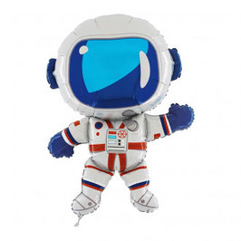 Ballon Geburtstag: Astronaut