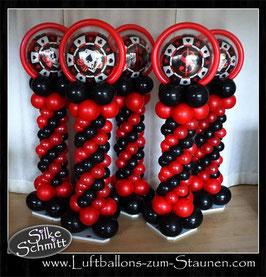 Ballonsäule Casino