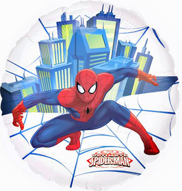 SPIDERMAN XL-Folienballon transparent