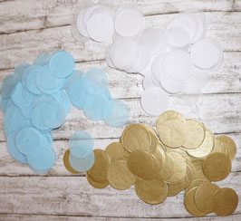 Konfetti aus Seidenpapier XL
