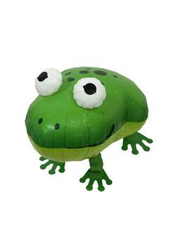 Airwalker: Tier-Luftballon Frosch