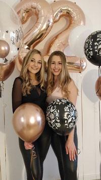 Exklusives Geburtstags-Ballon-Set fürs Fotoshooting