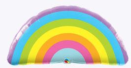 78556 XXL Folienballon Radiant Rainbow - Regenbogen