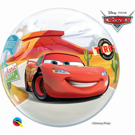 Bubble Lightning McQueen und Matey