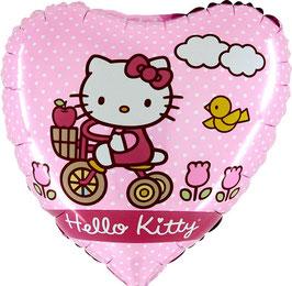 Hello Kitty Dreirad