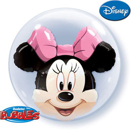 Double-Bubble Minnie Mouse