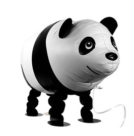 Airwalker: Tier-Luftballon Panda  Bär