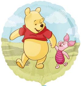 Winnie Pooh + Freunde