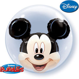 Double-Bubble Mickey Mouse