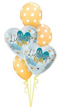 Ballon Bouquet Vatertag