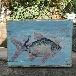 Fisch-BadeNixe I