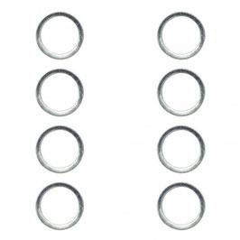 Set de rondelles de calage pour axe de pédalier