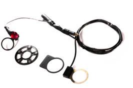 Capteur pédalier avec régulateur LIFT MTB faisceau avant Aout 2020