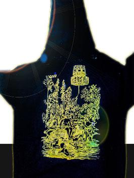 HOODIE DESIGN - NATURE RAVE KIDS 0003