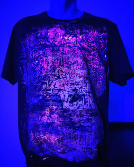 T-SHIRT NATURE RAVE KIID  NR.0008