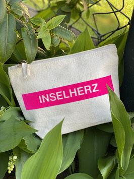 Inselherz Täschchen Gr. S / M / L