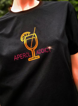 "Damen T-Shirt ""Aperol Addict"""