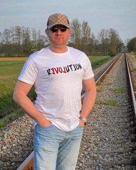 """Herren - T-Shirt """"Revolution"""""""
