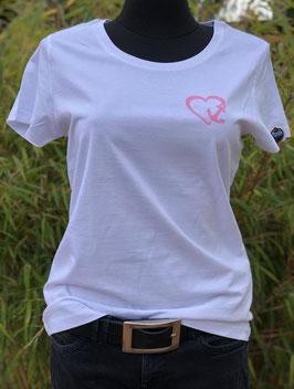 """T-Shirt """"Herz mit Anker"""""""