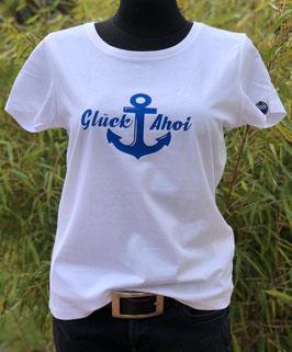 """T-Shirt """"Glück Ahoi"""""""