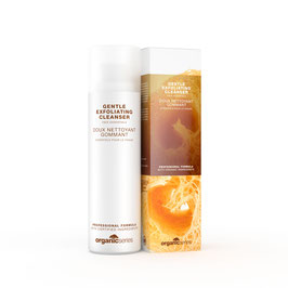 gentle exfoliating cleanser