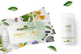 DETOX-Behandlung + 15ml Vitamin C Gesichtspflege