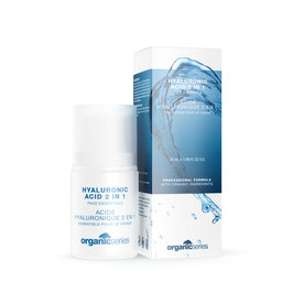 Hyaluronic acid 2 in 1