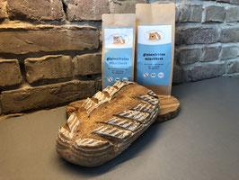 Glutenfreies Mischbrot - Bio Backmischung OHNE Kümmel