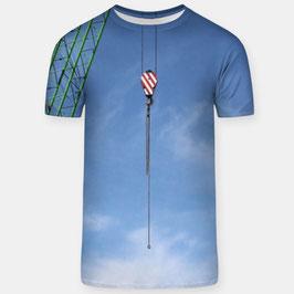 CRANE CHAIN vorm Tacheles_ t-shirt