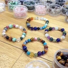 【満席】天然石ブレスレット作り&ミニ祭壇WS8/22(土)東京